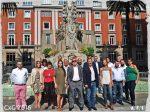 Compromiso por Galicia na Corunha em 2016 por Alfredo Ferreiro