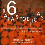 Raias Poéticas: Afluentes Ibero-Afro-Americanos de Arte e Pensamento