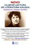 Clube leitura literatura galega Culleredo