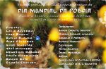 Recital Dia Mundial da Poesia en Arteixo